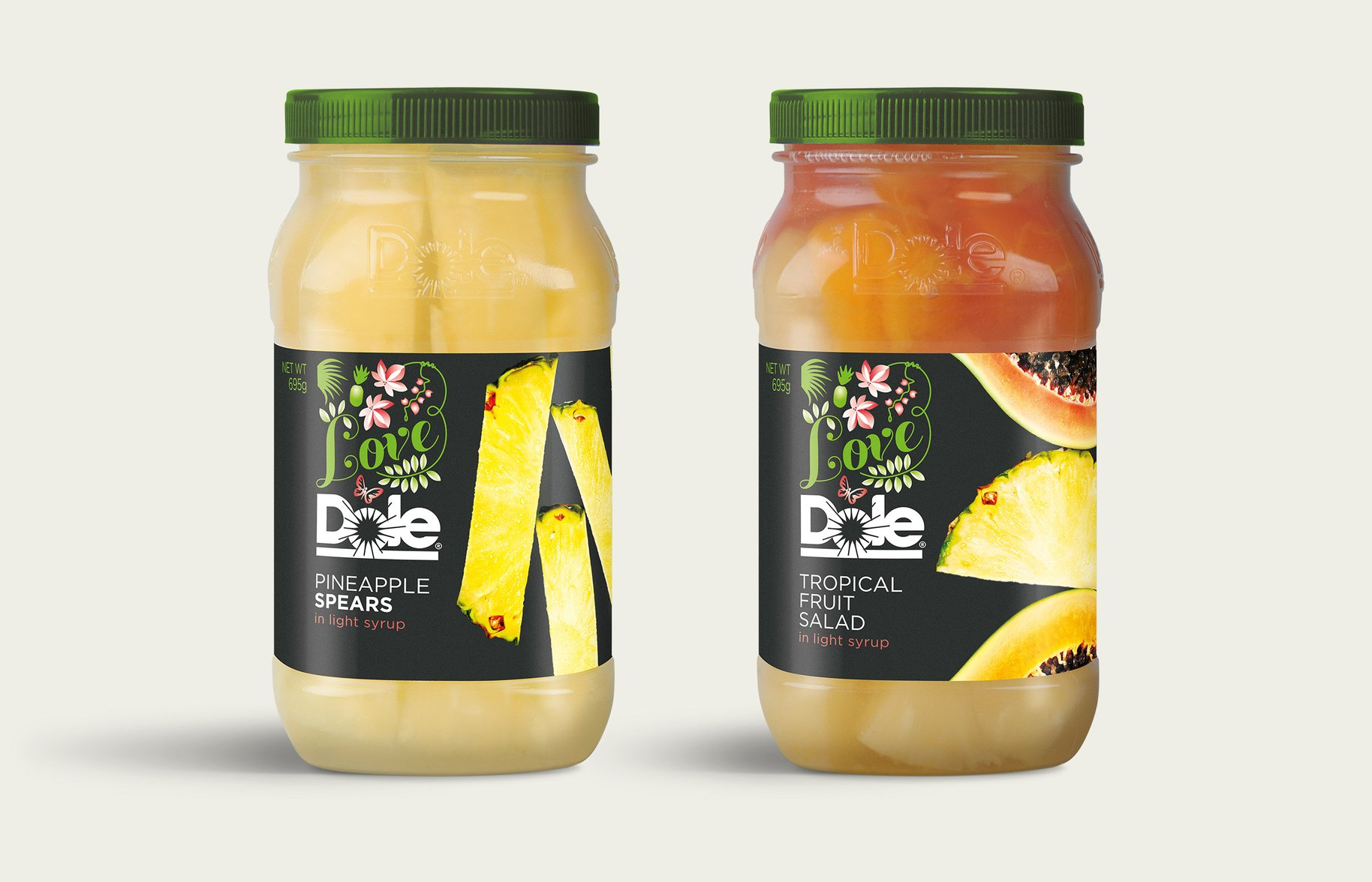 Dole premium Packaging Design