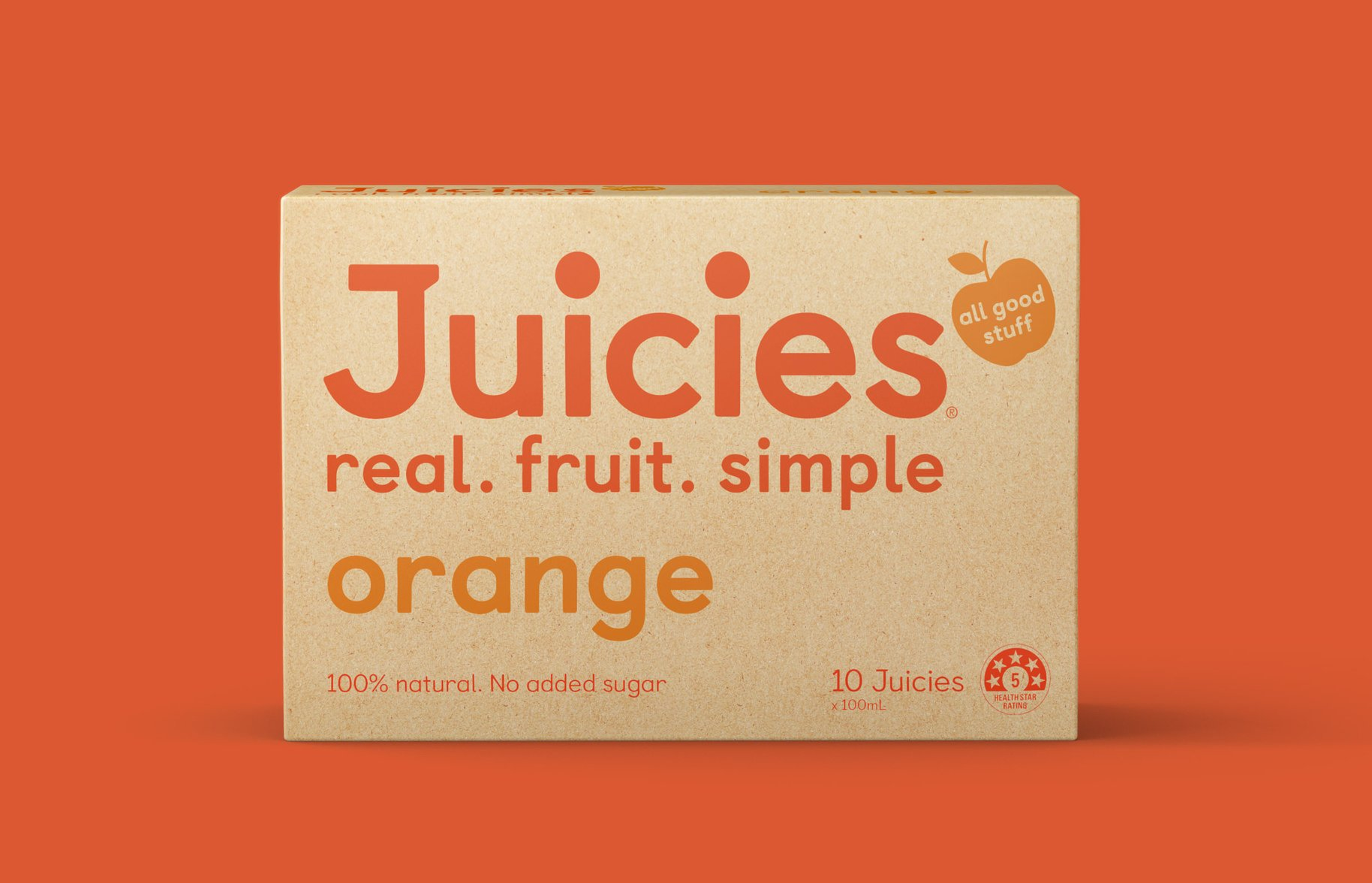Juicies Orange Box