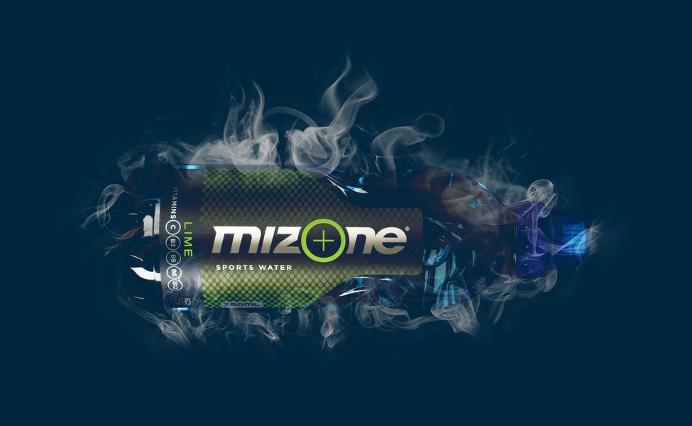 Mizone Packaging Pattern
