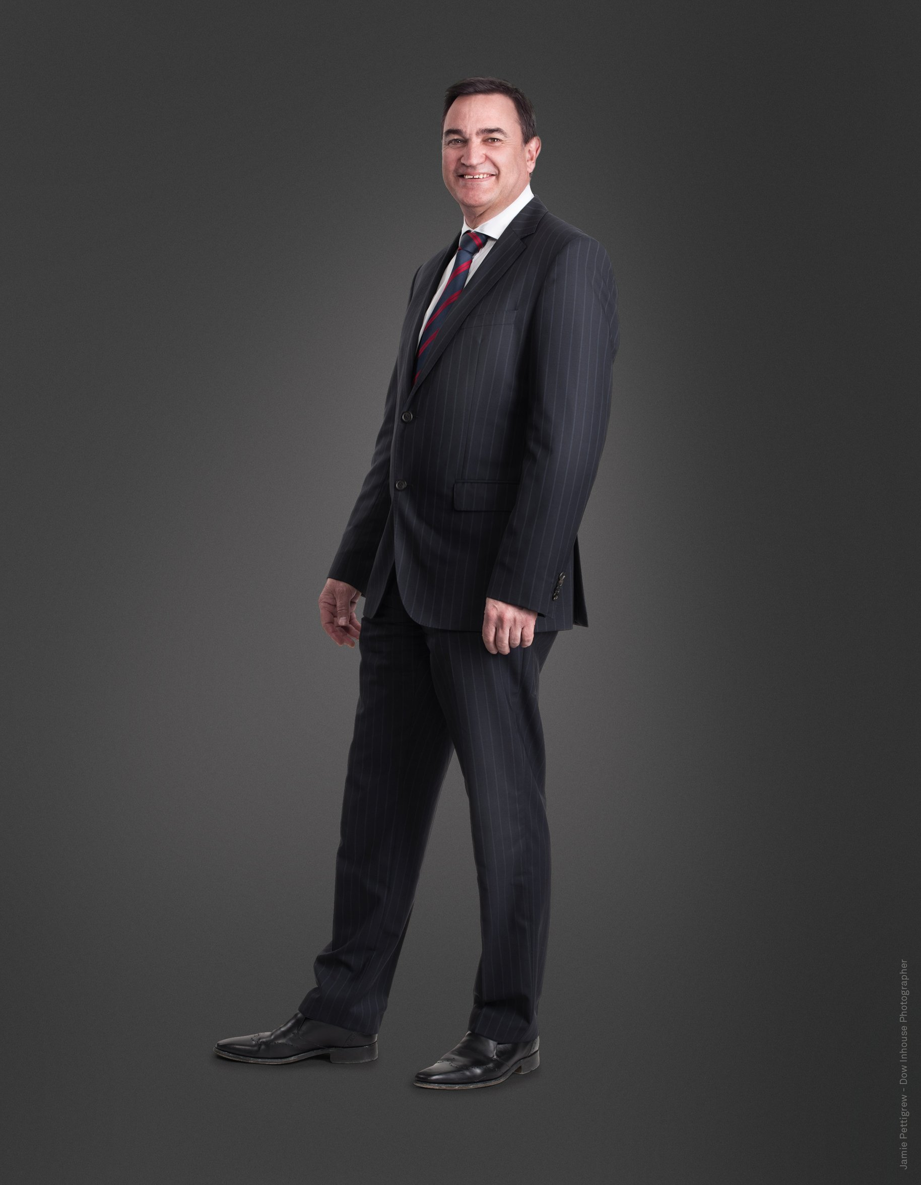 Craigs Investment Partners staff portrait photography