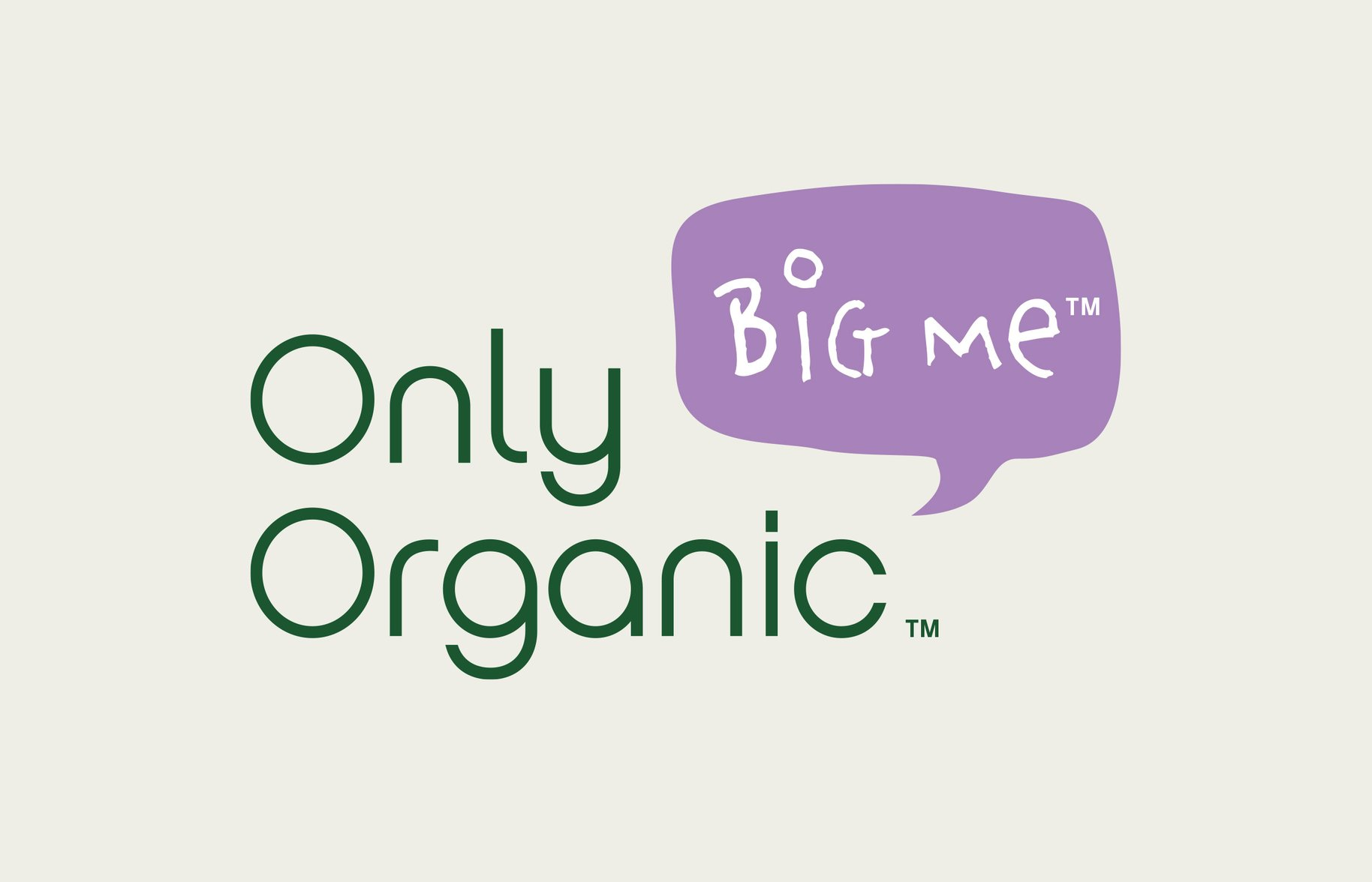 Only Organic Big Me logo graphic