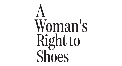 A Woman's Right to Shoes image
