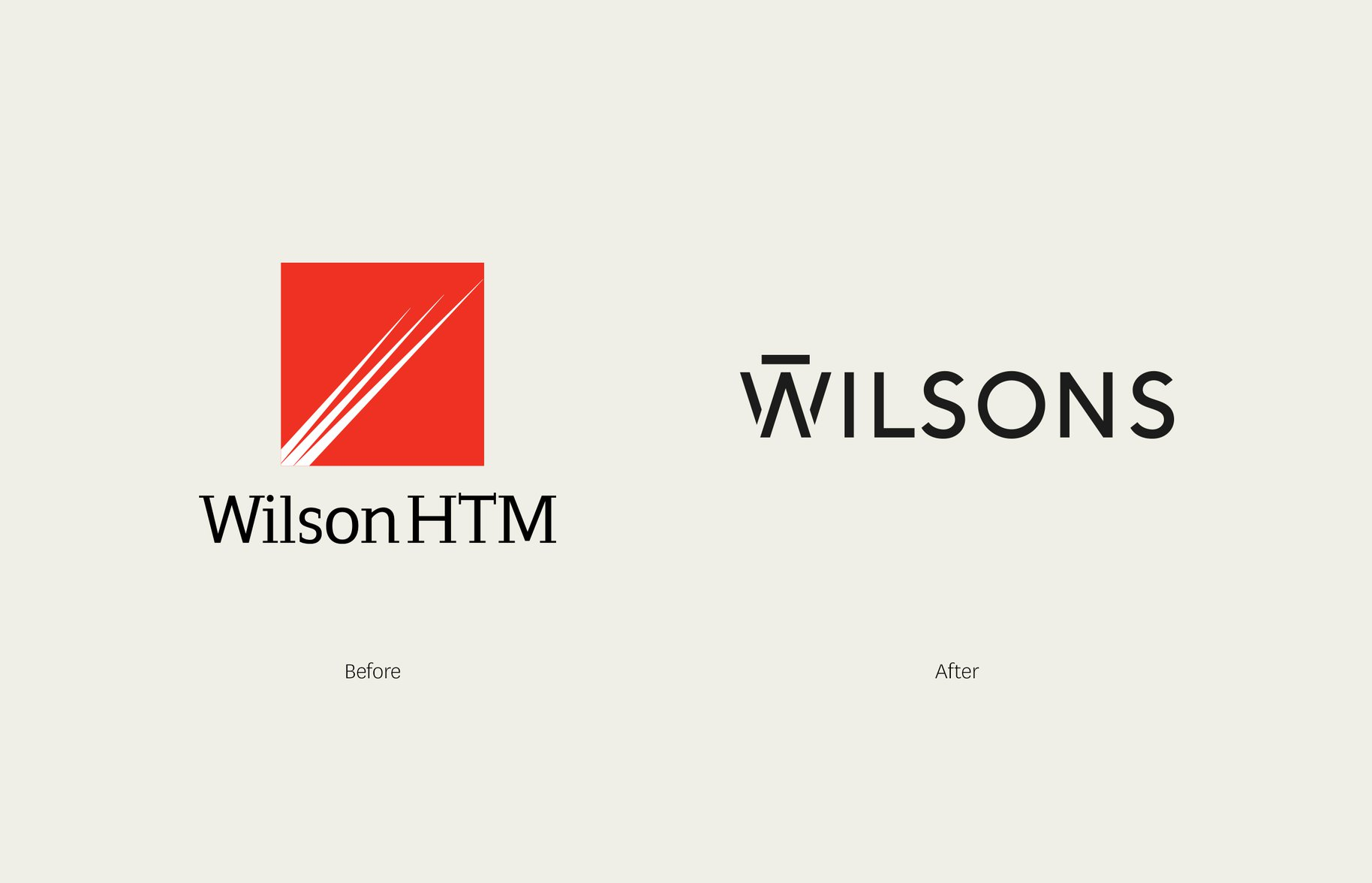 Wilsons Before & After Comparison