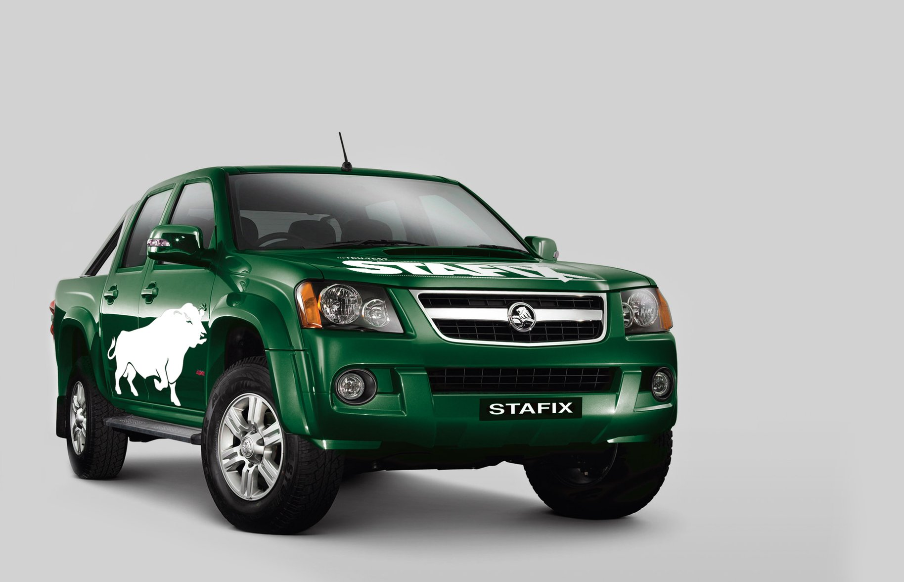 Stafix vehicle branding