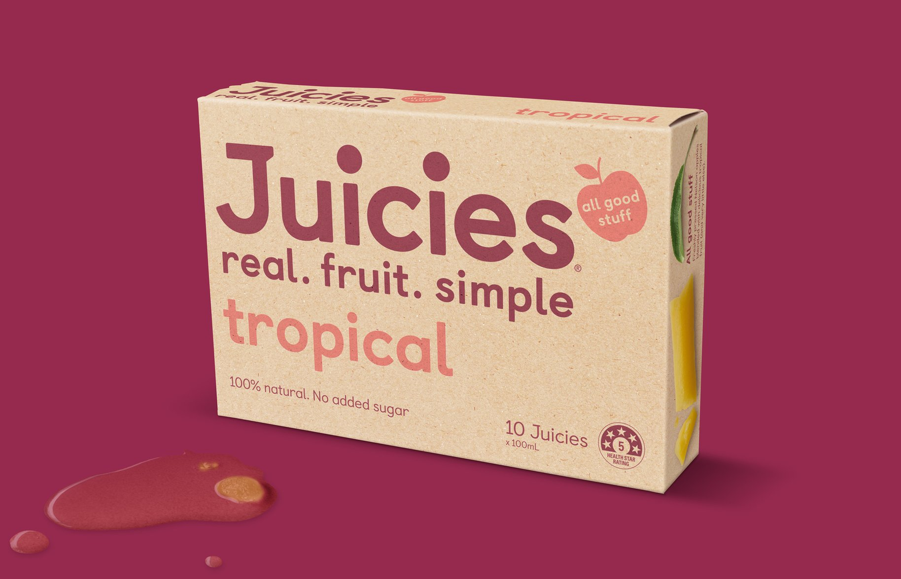 Juicies Tropical Box