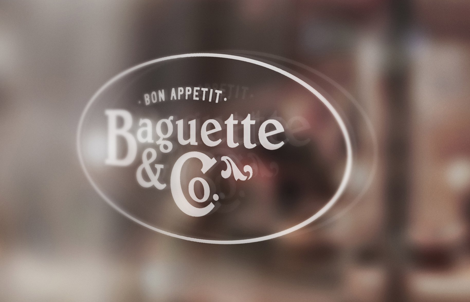Baguette & Co logo photography