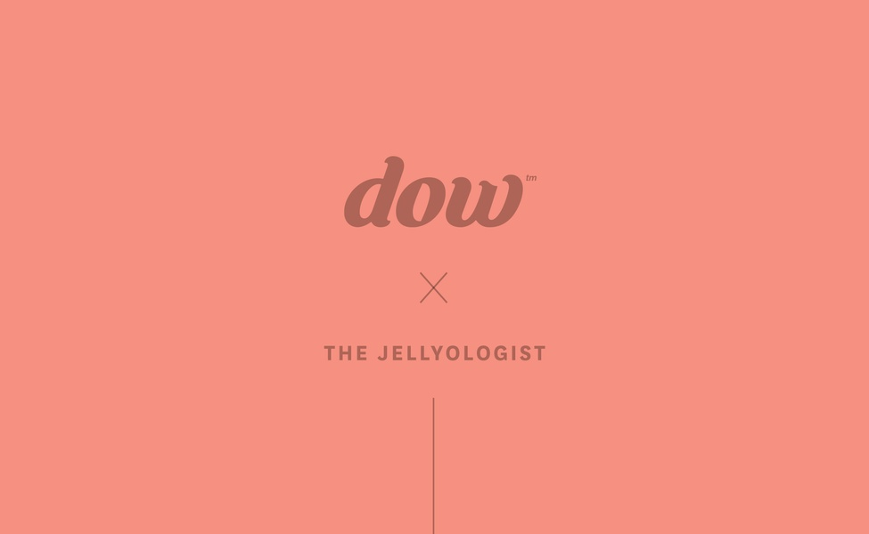 Dow WOW x Jellyologist Collaboration Graphic