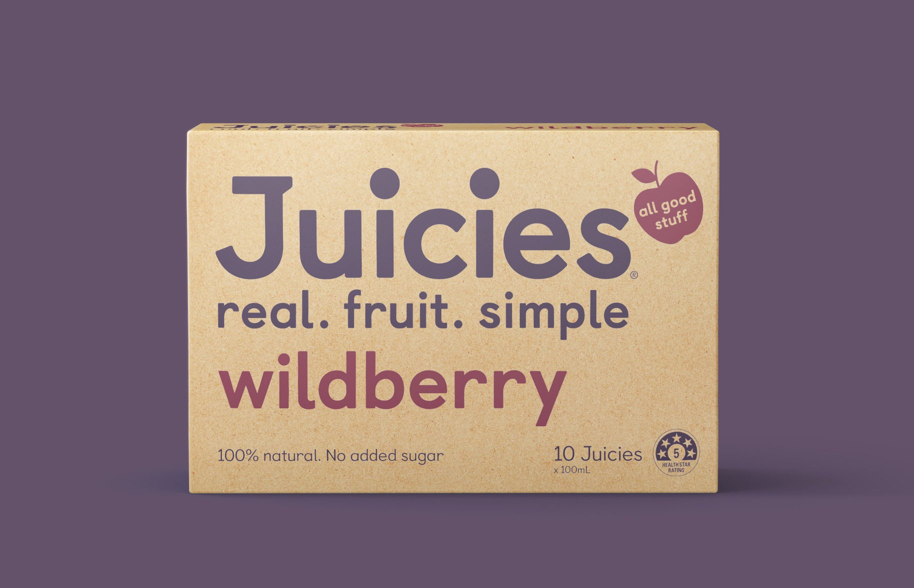 Juicies Wildberry Box