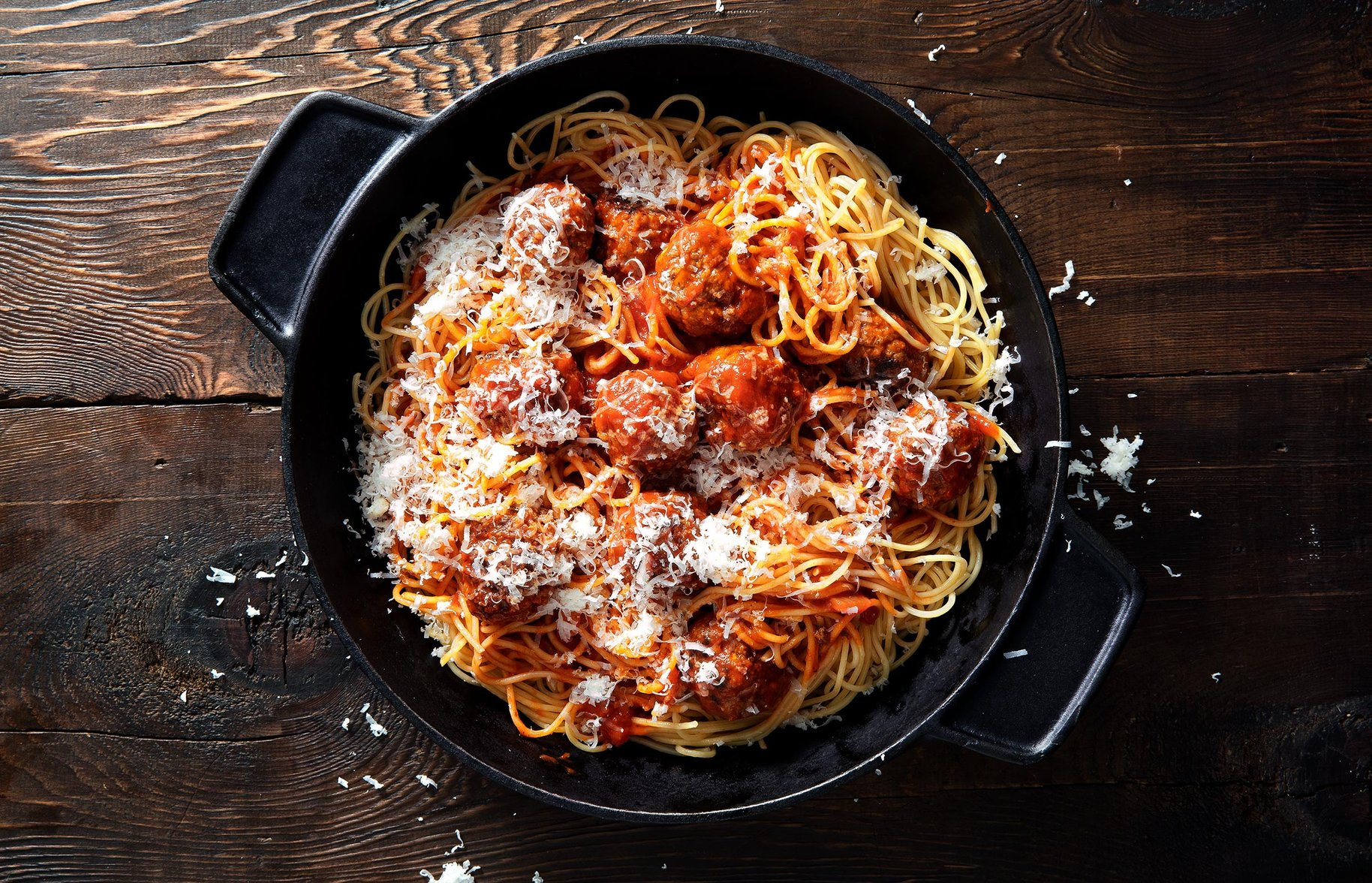 First Light Spaghetti & Meatballs Photography