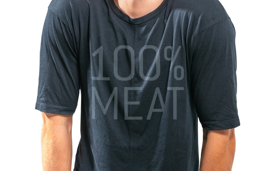 First Light 100% Meat T-shirt